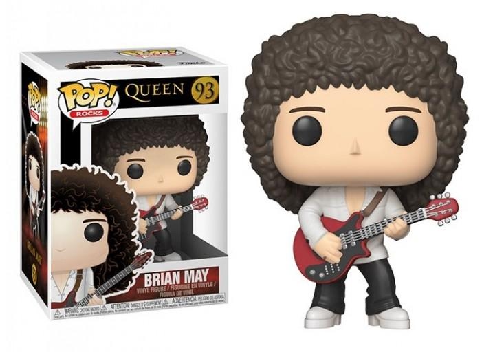 """Pop! Фигурка Брайана Мэя из группы """"Queen"""""""