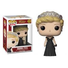 Pop! Фигурка принцессы Дианы в чёрном платье