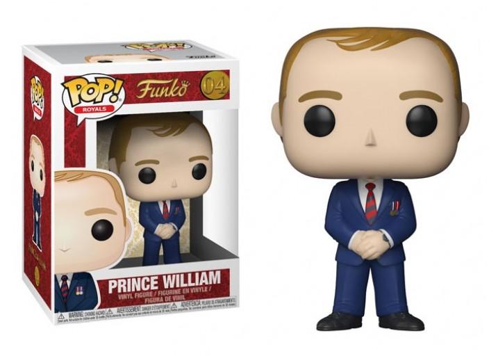 Pop! Фигурка принца Уильяма