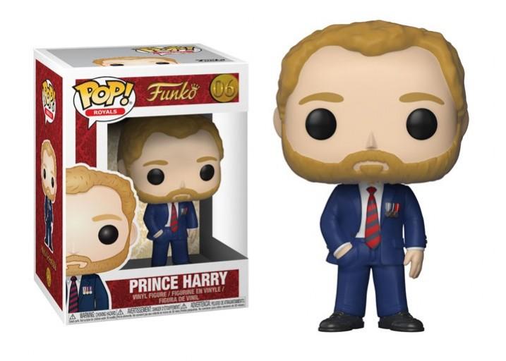 Pop! Фигурка принца Гарри