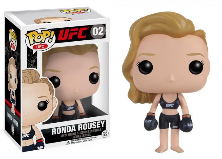 Pop! Фигурка Ронды Роузи - бойца UFC