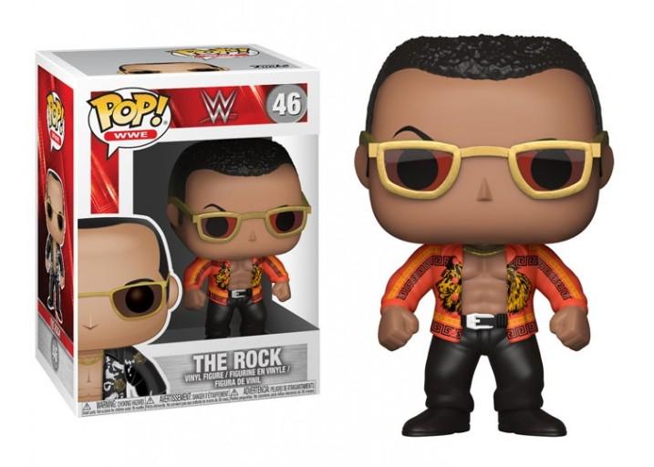 "Pop! Фигурка Дуэйна ""Скалы"" Джонсона - рестлера WWE"