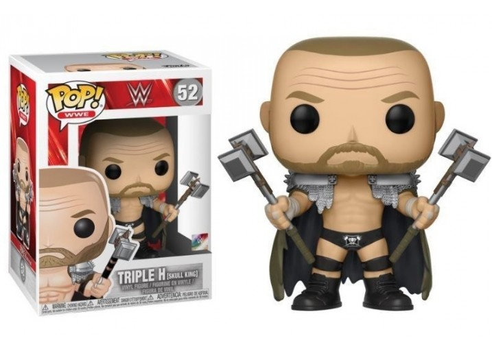 Pop! Фигурка Трипл Эйча - рестлера WWE
