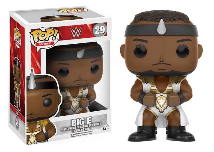 Pop! Фигурка Биг И - рестлер WWE