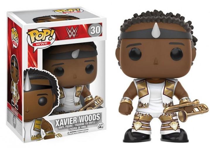 Pop! Фигурка Ксавьера Вудса - рестлера WWE