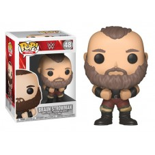 Pop! Фигурка Брауна Строумана - рестлера WWE
