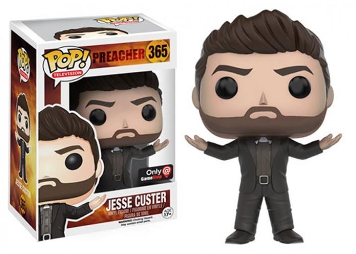 """Pop! Фигурка Джесси с поднятыми руками из сериала """"Проповедник"""""""