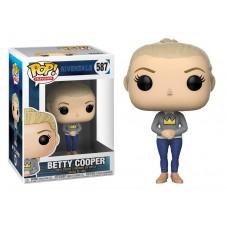 """Pop! Фигурка Бетти в сером свитере из сериала """"Ривердейл"""""""