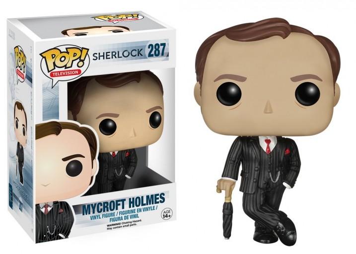 "Pop! Фигурка Майкрофта Холмса из сериала ""Шерлок"""