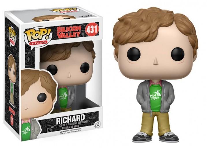 """Pop! Фигурка Ричарда из сериала """"Кремниевая долина"""""""