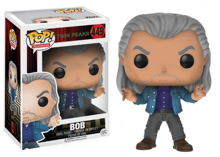 "Pop! Фигурка Боба из сериала ""Твин Пикс"""